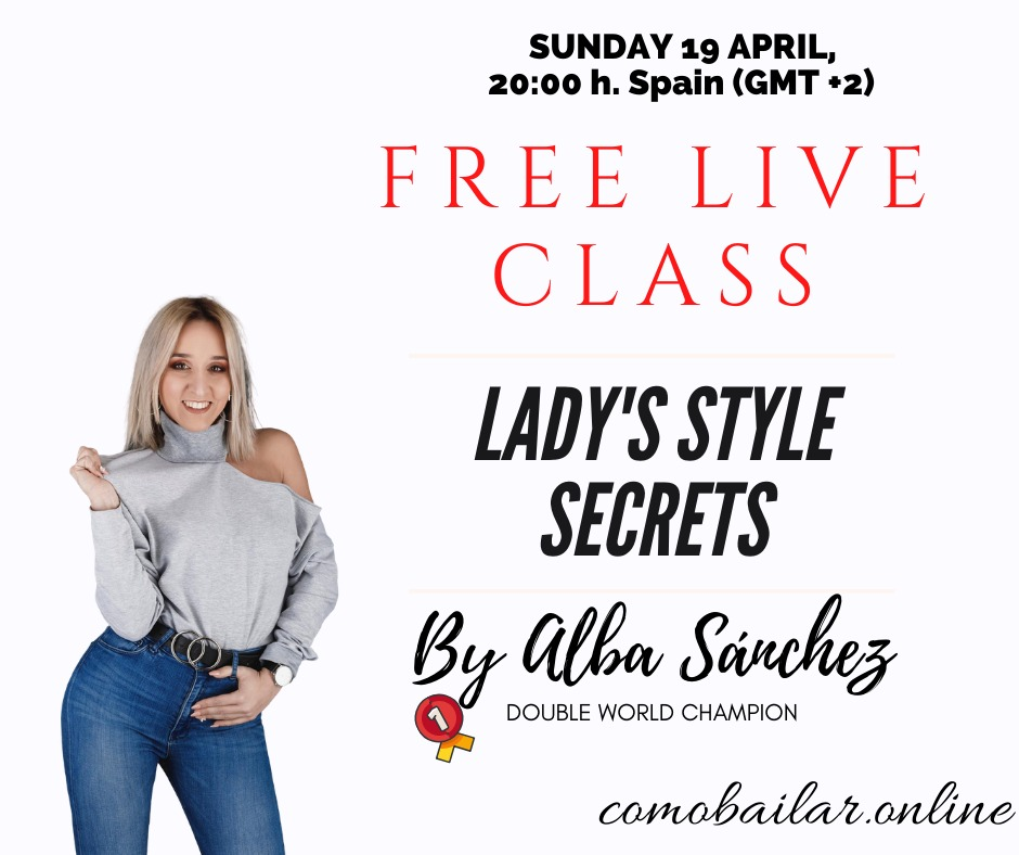 Directo 19/04/2020 | Live class